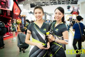 computex 2016 booth babes custom pc review 70