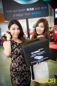 computex 2016 booth babes custom pc review 76