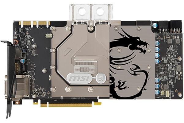 Msi Unveils Gtx 1080 Sea Hawk Ek X Graphics Cards Ready