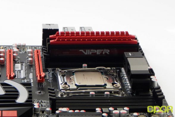 Patriot Viper 4 16GB Review Mobo CustomPCReview-1