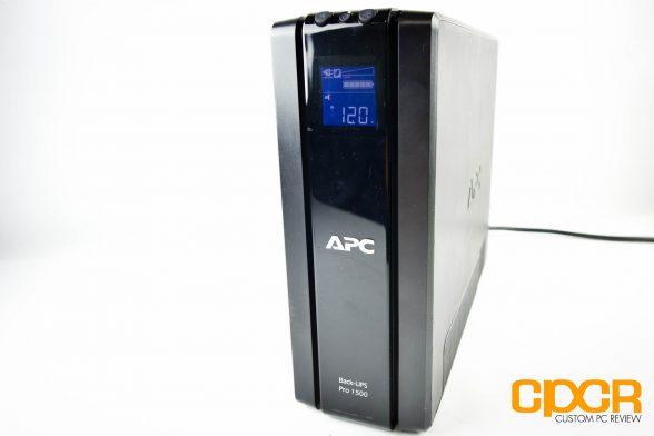 apc power saving back ups pro 1500 ups custom pc review 30