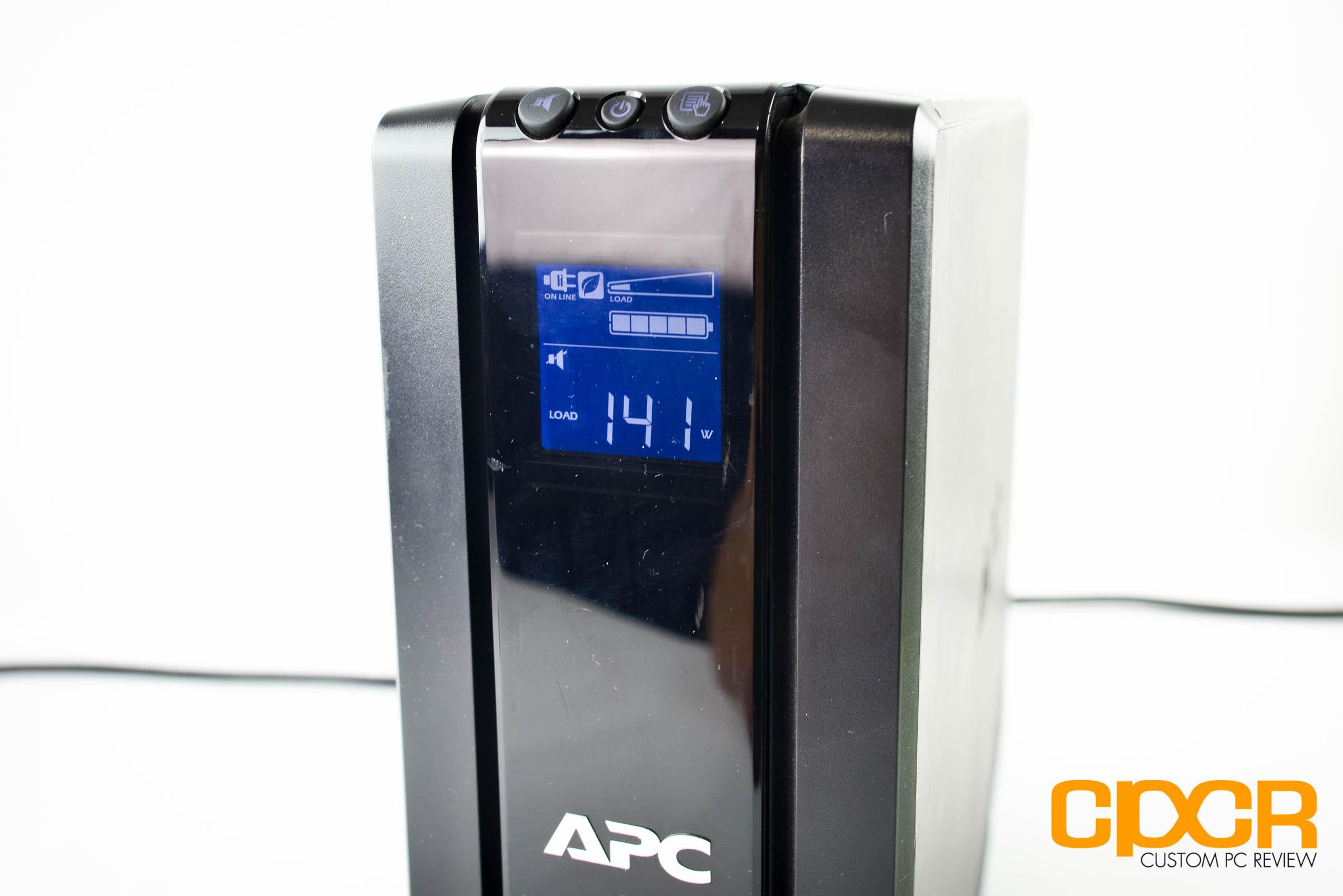 APC Back-UPS Pro 1500VA BR1500G Review | Uninterruptible