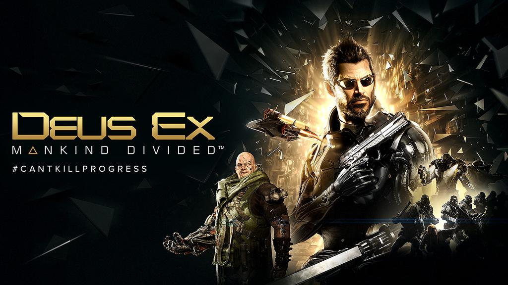 Deus Ex: Mankind Divided Will No Longer Support DX12 at ...