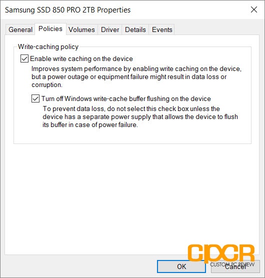 disable-write-cache-buffer-flushing-windows-10-ssd-optimization-custom-pc-review