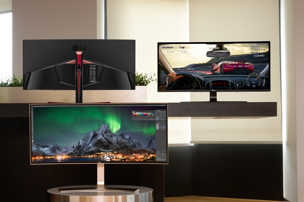 Lg Launches First 34 Quot 144hz Ips Curved Ultrawide Gaming
