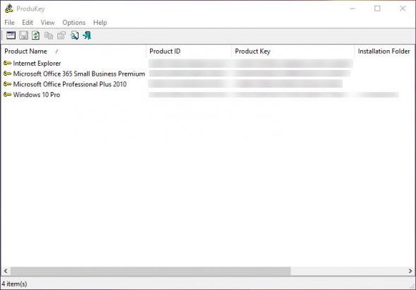how to find your microsoft product key