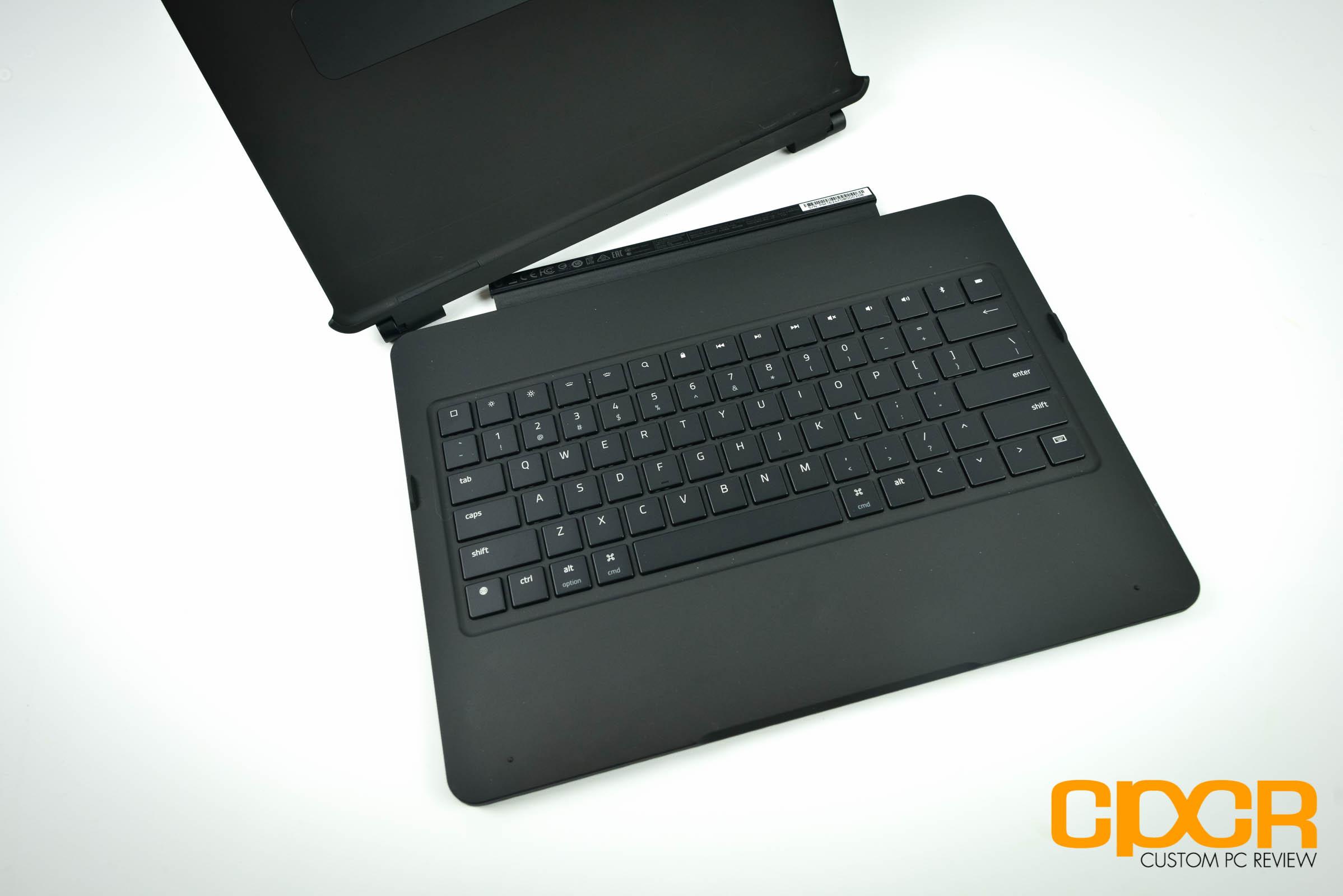 Razer Mechanical Keyboard Case Review | iPad Pro Case | Custom PC ...