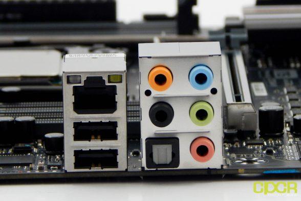Gigabyte X99P SLI Review 64