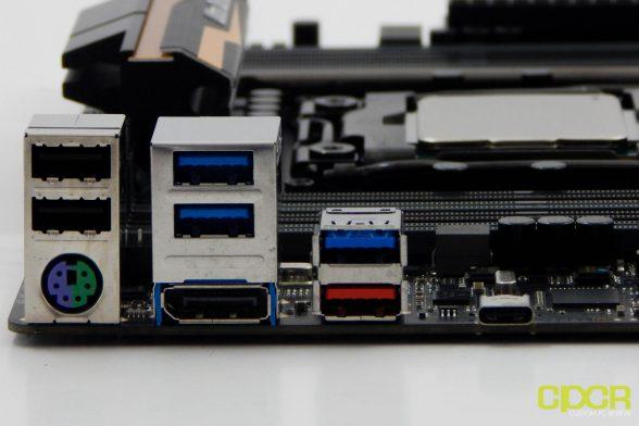 Gigabyte X99P SLI Review 65