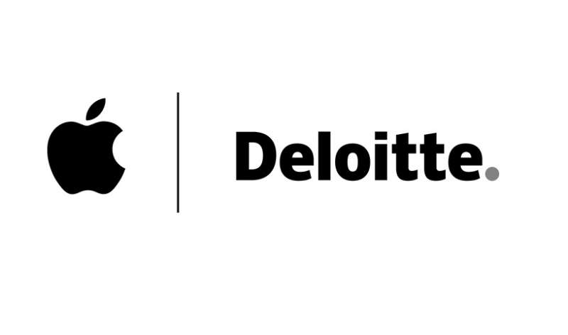 apple  deloitte form partnership to help businesses adopt iphone  ipad