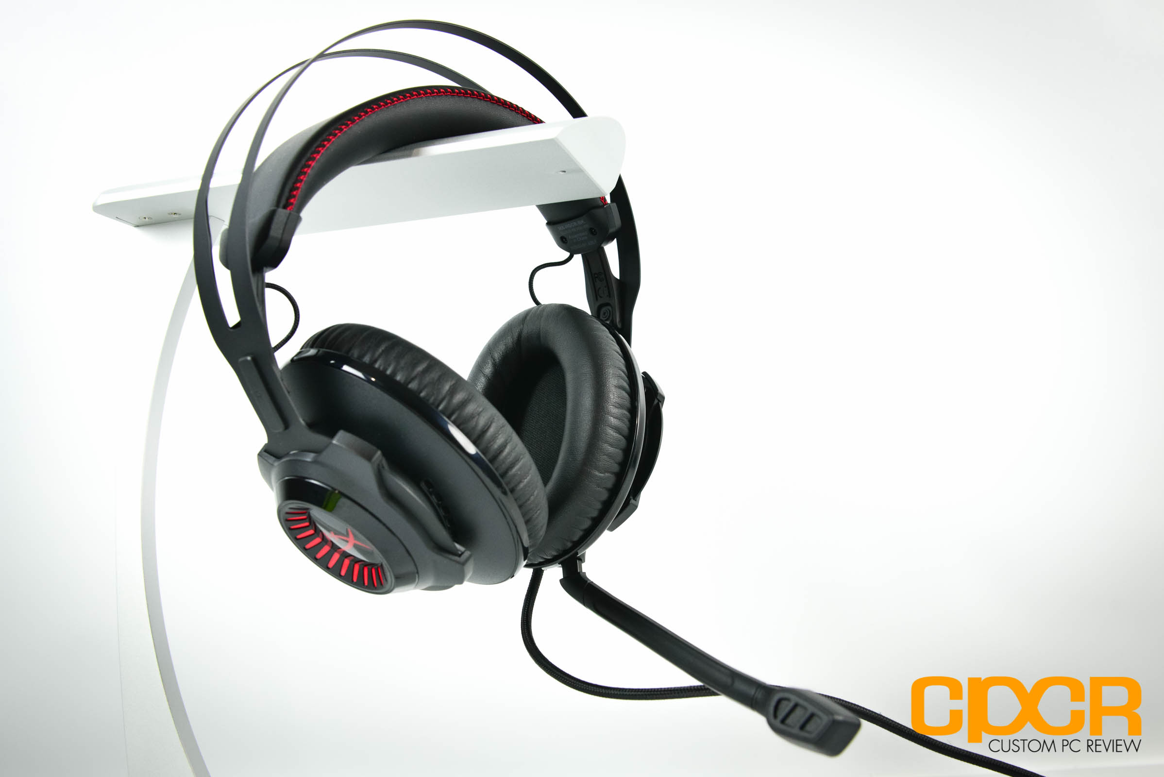 Review: HyperX Cloud Revolver Gaming Headset | Custom PC Review