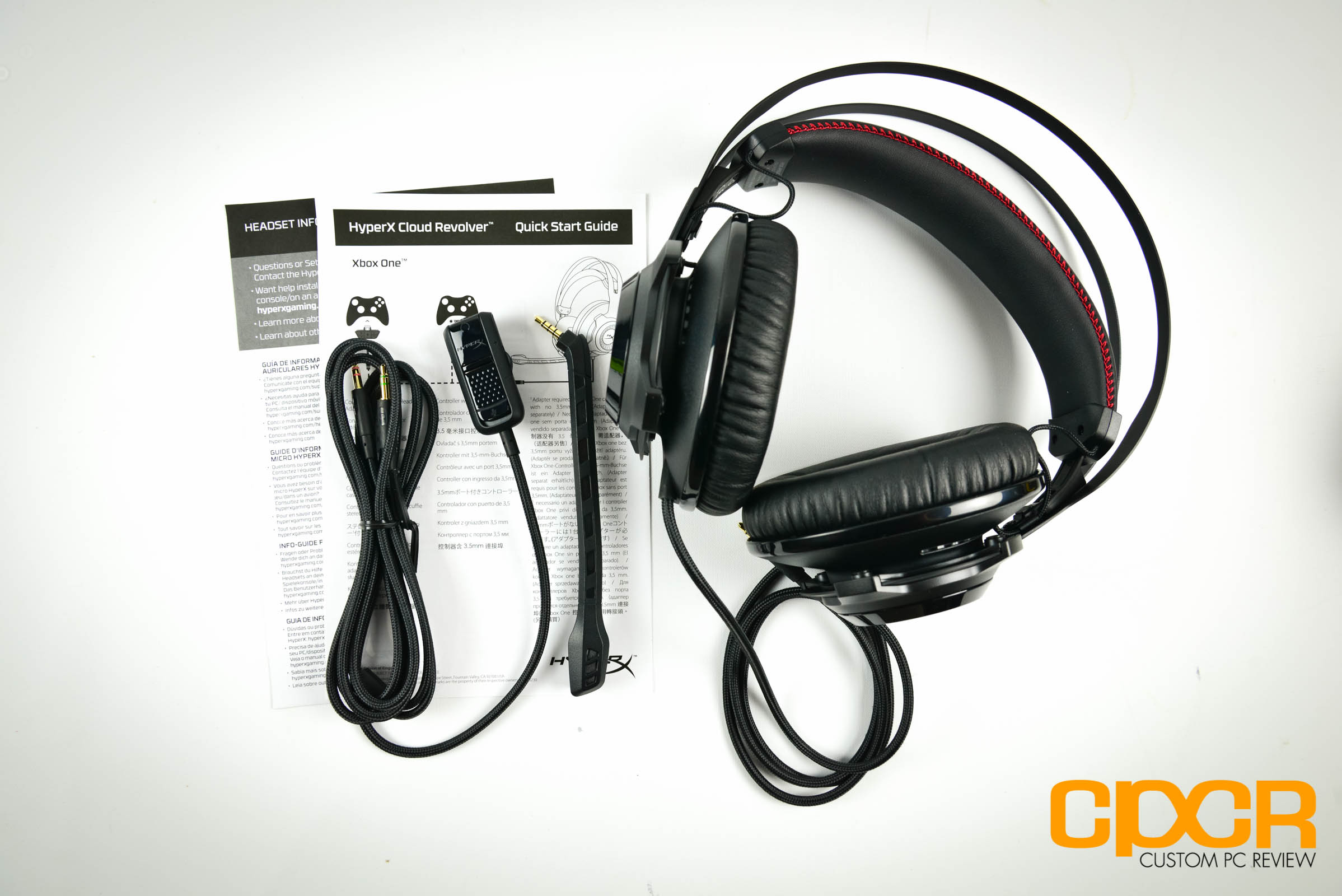 4eea1b75858 Review: HyperX Cloud Revolver Gaming Headset | Custom PC Review