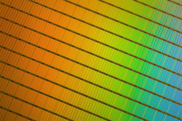 micron-3d-nand-die-wafer-stock-image