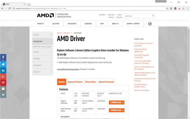 download-driver-from-manufacturers-website-amd-crimson-radeon-custom-pc-review