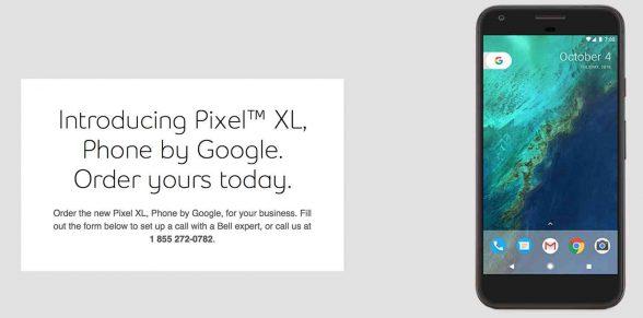 google-pixel-xl-leak-canadian-carrier-bell