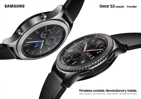 Samsung Increases Sales Target for the Gear S3