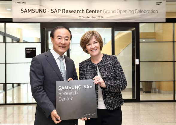 samsung-sap-joint-research-facility-grand-opening
