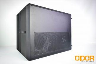 avadirect avant mini cube gaming desktop pc custom pc review 6