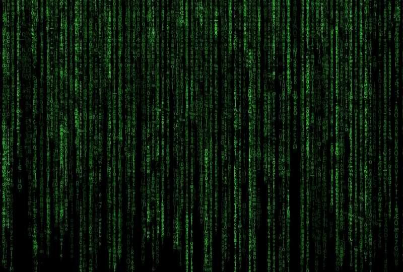 matrix image security