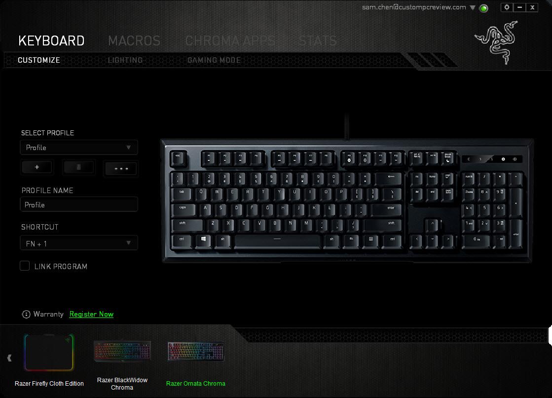 Review Razer Ornata Chroma Mecha Membrane Gaming Keyboard