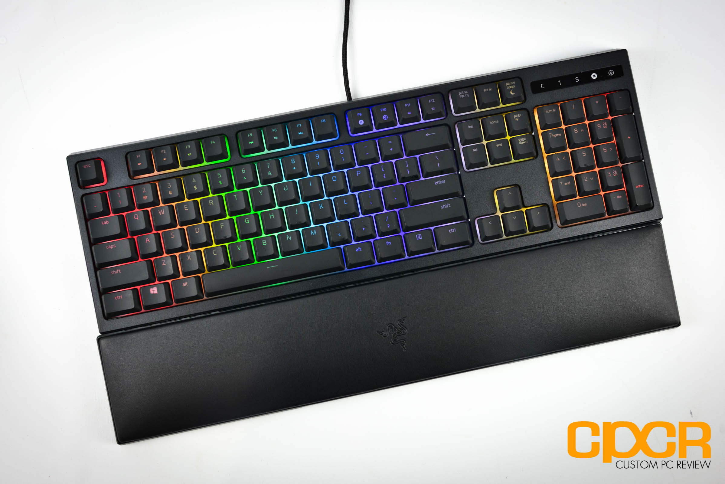 592f706c3cd Review: Razer Ornata Chroma Mecha-Membrane Gaming Keyboard | Custom ...