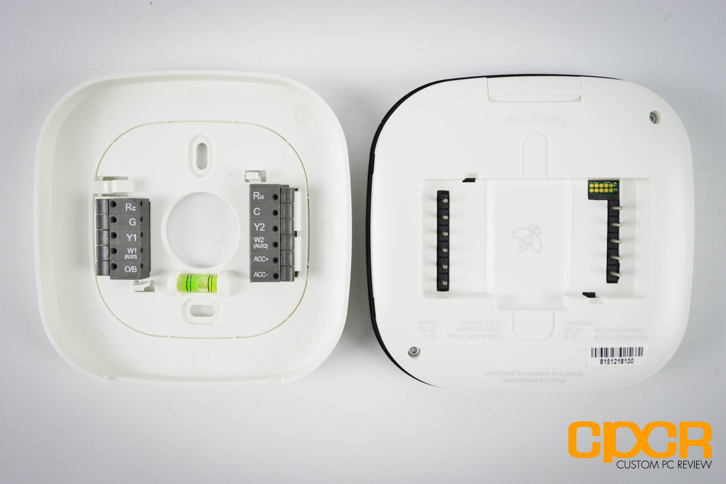 Review  Ecobee3 Smart Thermostat