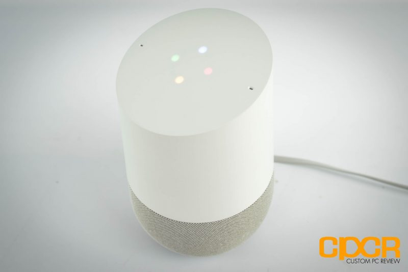 google home smart speaker custom pc review 10