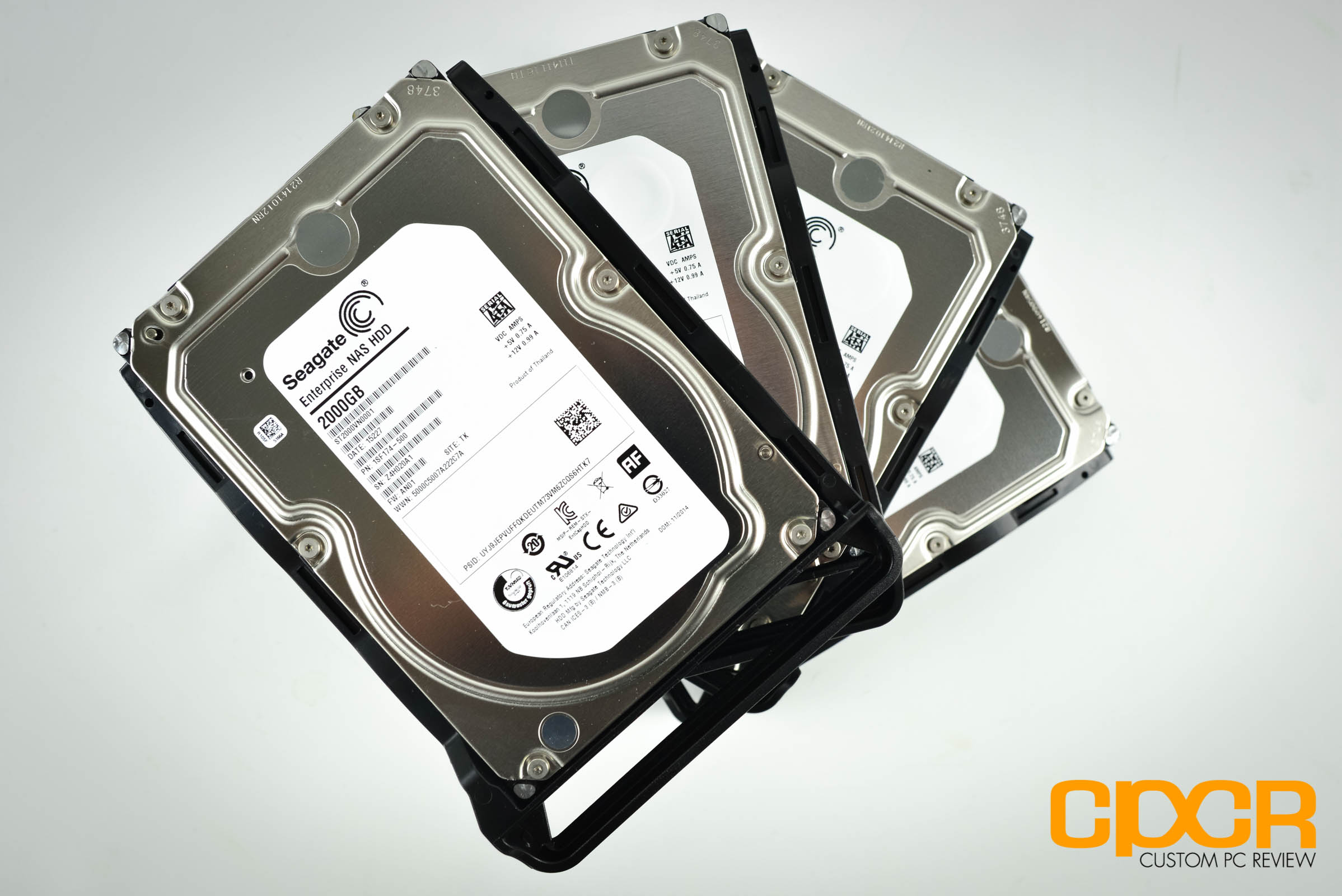 How to build an diy security system using synology surveillance inside our nas is 4x 2tb seagate enterprise hdds which were selected for their top notch reliability and performance characteristics freerunsca Choice Image