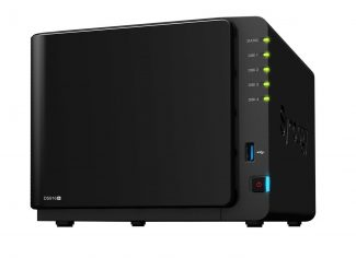 synology diskstation ds916 plus product image