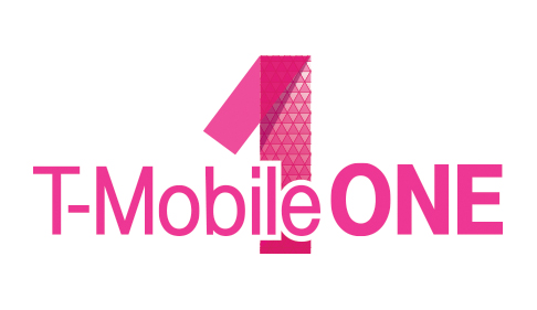 t mobile one official logo