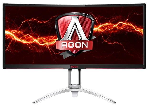 aoc agon ag352ucg featured