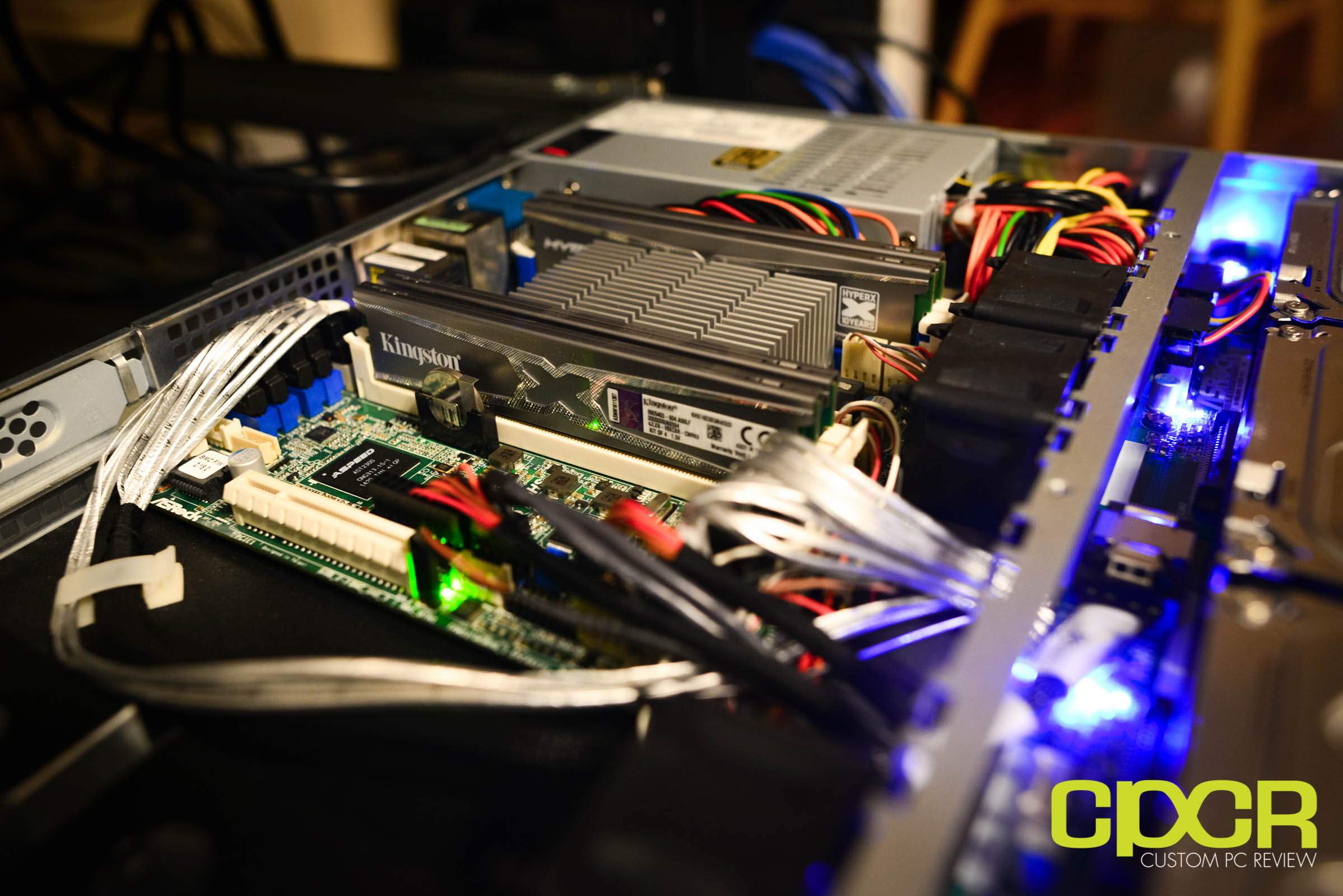 How We Built a DIY Home Office Server Using FreeNAS | Custom