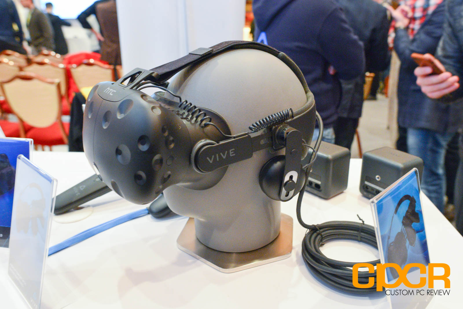 HTC Vive Tracker transforms real world objects into virtual reality