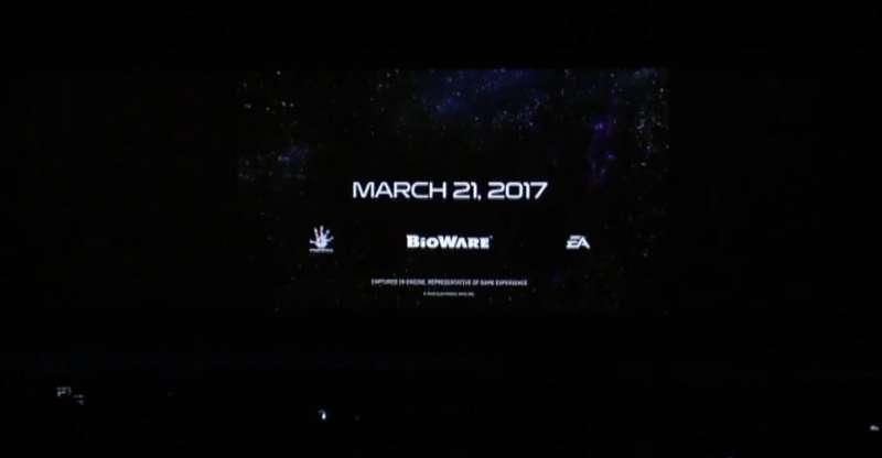 mass effect andromeda nvidia ces 2017 keynote