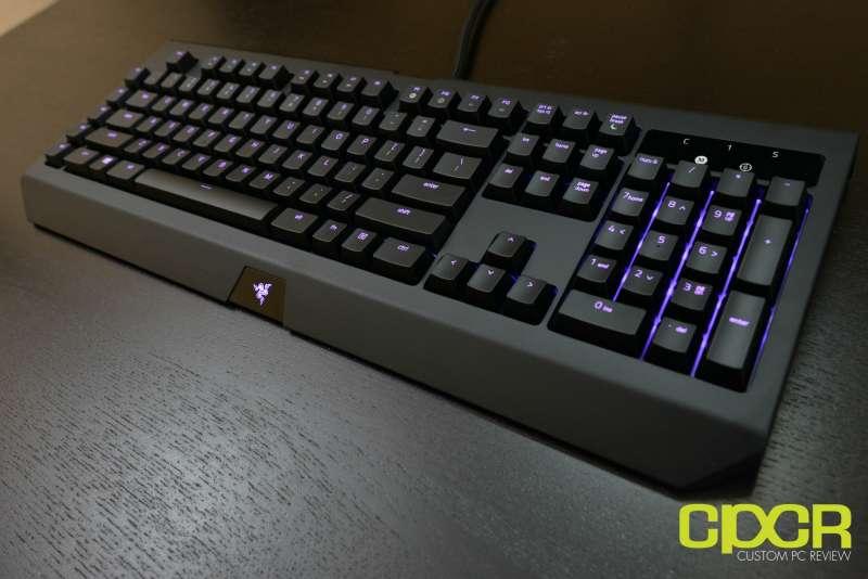 razer blackwidow chroma v2 mechanical gaming keyboard custom pc review 13