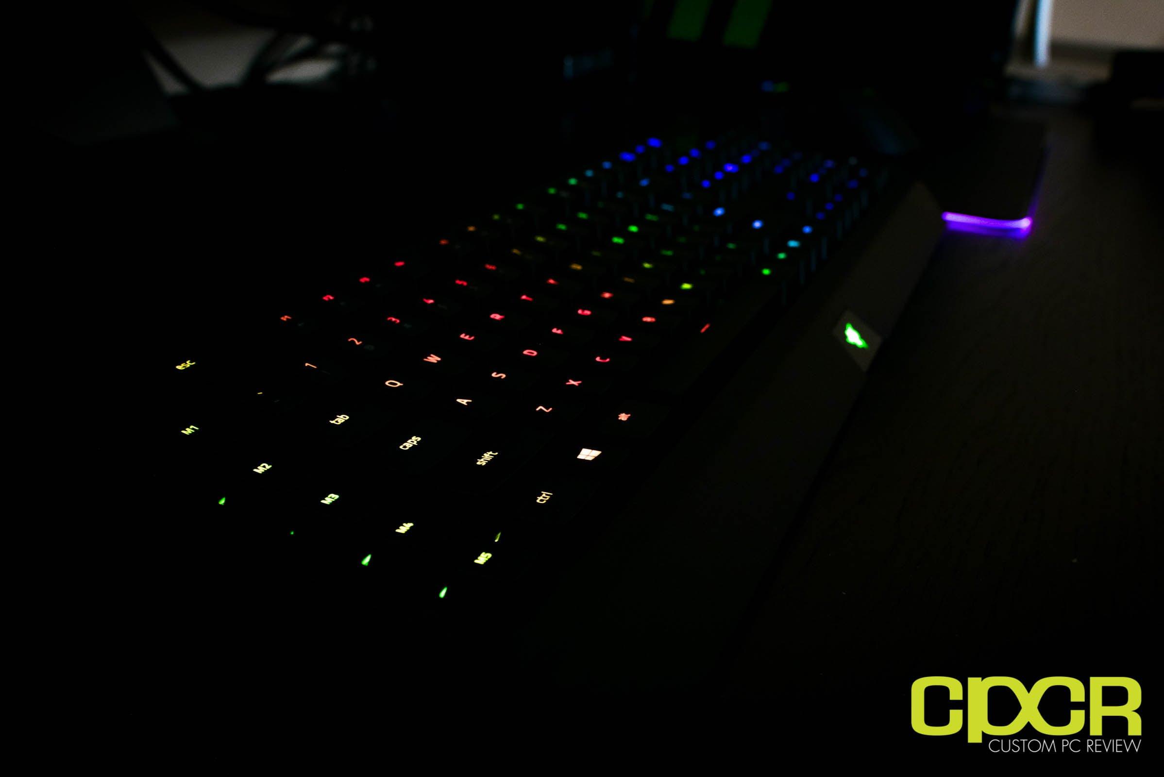 Razer BlackWidow Chroma V2 Review | Mechanical Gaming Keyboard