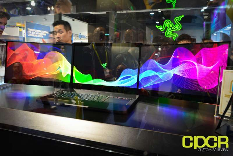razer project valerie ces 2017 custom pc review 1