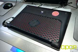 samsung odyssey gaming notebook ces 2017 custom pc review 10