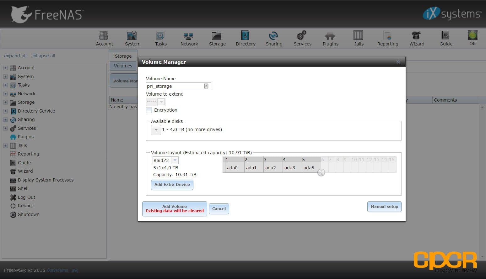How We Built a DIY Home Office Server Using FreeNAS | Custom PC Review