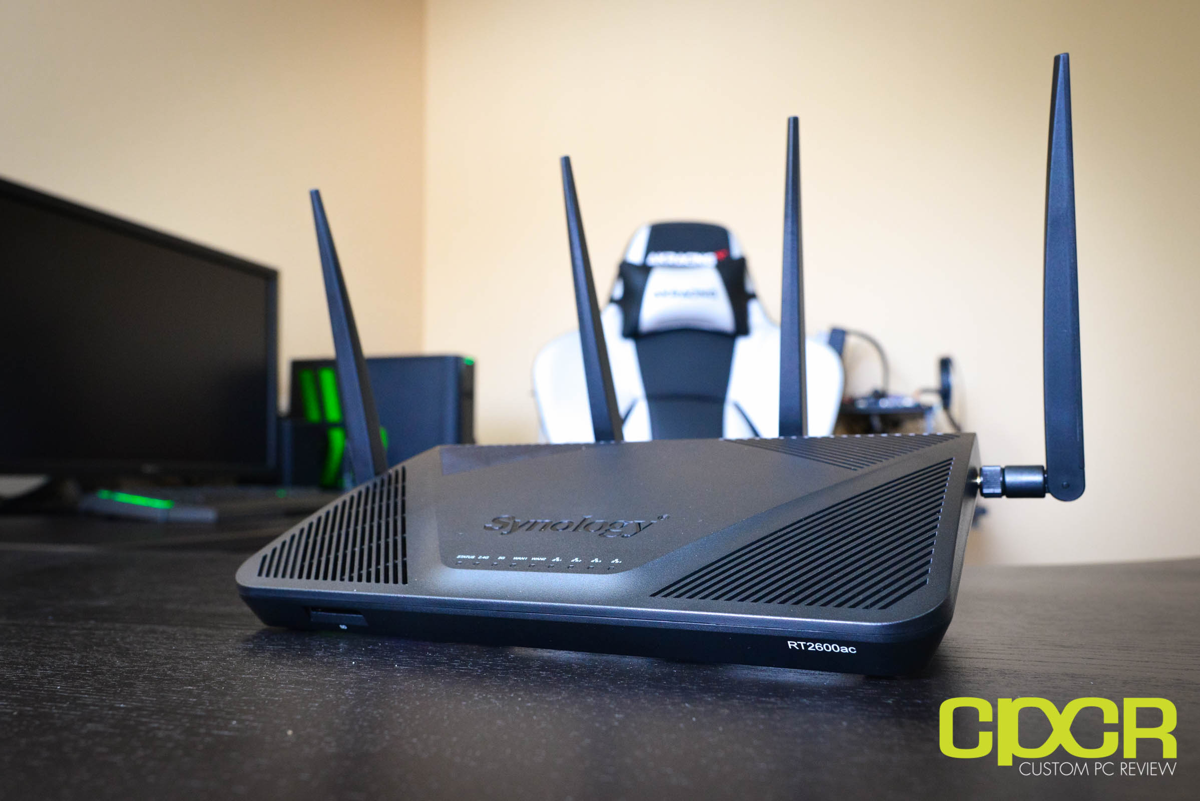 Synology RT2600ac Review | WiFi Router | Custom PC Review