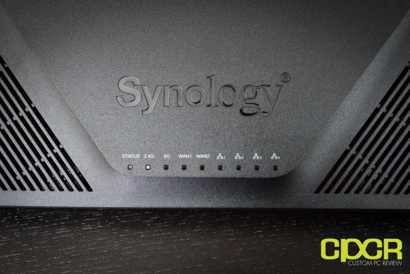 synology router rt2600ac custom pc review 4