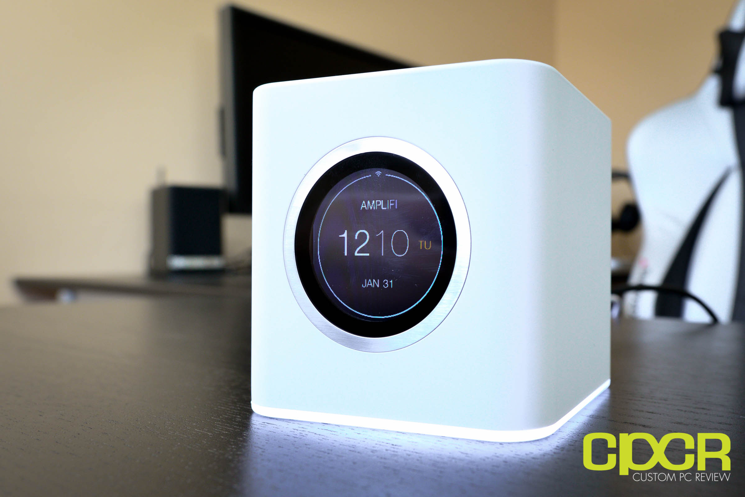 Ubiquiti Amplifi Hd Review Mesh Wifi Router System