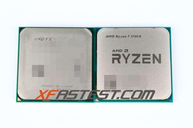 AMD Ryzen 7 1700X CPU