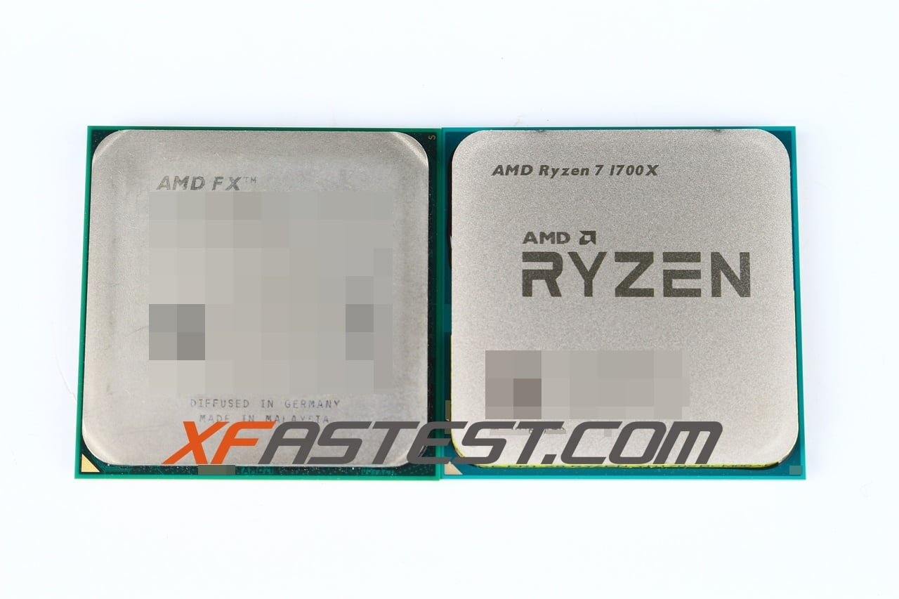 AMD officially announces Ryzen 7 CPUs