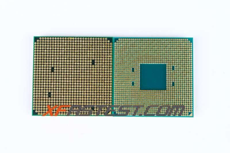 AMD Ryzen 7 1700X back