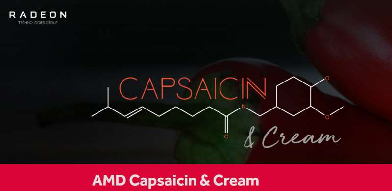 amd capsaicin cream event gdc 2017
