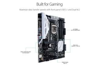 asus prime z270 a gaming motherboard product image