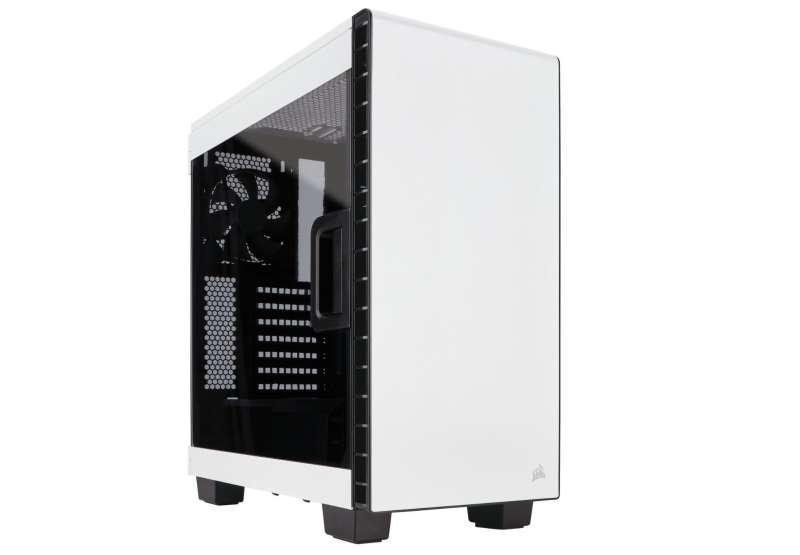 corsair carbide clear 400c pc case product image