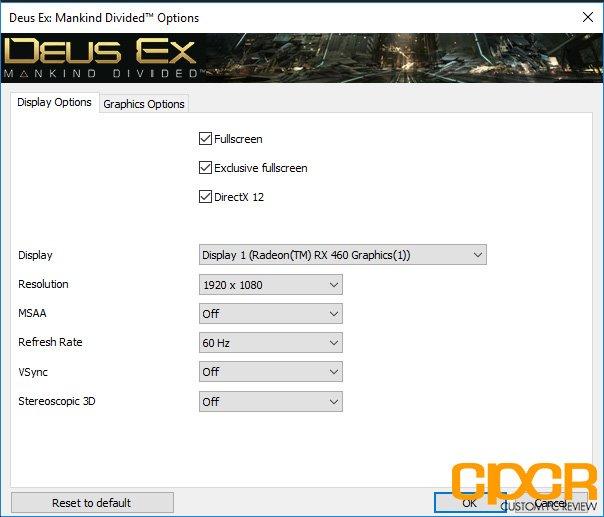 XFX Radeon RX 460 Slim 4GB Review | Single-Slot Gaming Graphics Card