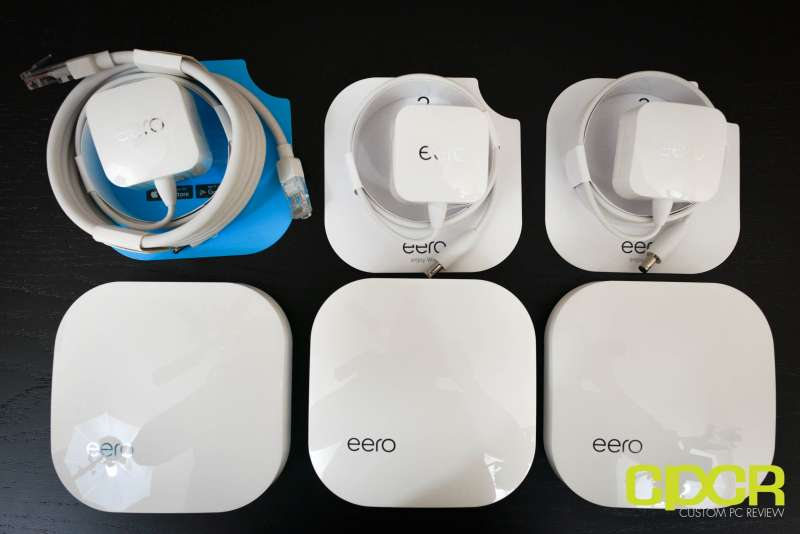 eero mesh wifi system custom pc review 1